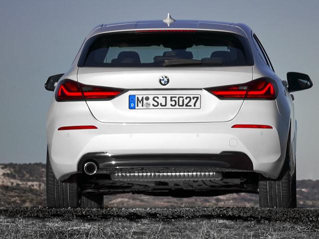 Novo BMW Série 1 2020 chega ao Brasil - preço R$ 174.950