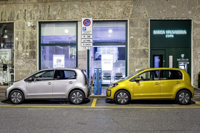 Volkswagen e-Up! 2020 ganha autonomia e perde preço